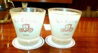 Photo of Bar La Calesa at Ca. Manuel Bañón 255, San Isidro 27, Peru