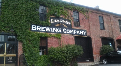 Photo of Brewery Lancaster Brewing Company at 302 N Plum St, Lancaster, PA 17602, United States