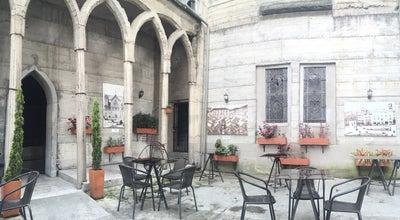 Photo of Cafe Cafe Tazzioli at Catedral Basílica De Nuestra Señora Del Rosario De Manizales, Colombia