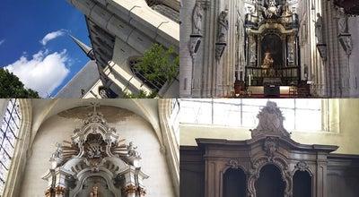 Photo of Church OLV Over De Dijle Kerk at Belgium