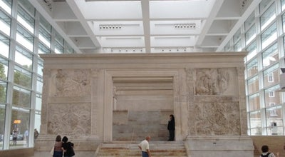 Photo of Art Museum Museo dell'Ara Pacis at Lungotevere In Augusta, Roma 00186, Italy