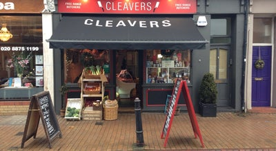 Photo of Butcher Cleavers at 537 Old York Road, Wandsworth SW18 1TG, United Kingdom
