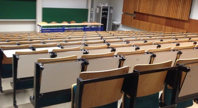Photo of College Auditorium D.0.07 at Pleinlaan / Bd De La Plaine, Elsene 1050, Belgium