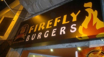Photo of American Restaurant Firefly Burger at Rainbow St, Amman, Jordan