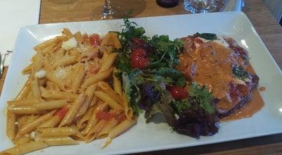 Photo of Italian Restaurant Fuxia at 9001 Quai De La Douane, Brest 29200, France