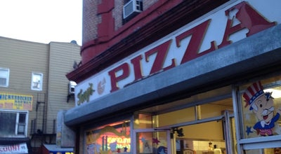 Photo of Pizza Place Tony Oravio Pizza at 336 Knickerbocker Ave, Brooklyn, NY 11237, United States