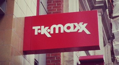 Photo of Clothing Store TK Maxx at 15-17 Long Acre, London WC2E 9LH, United Kingdom