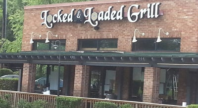Photo of Wings Joint Locked & Loaded Grill at 305 Mccormick St, Garner, NC 27529, United States