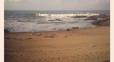 Photo of Beach Praia do Fuzelhas at Matosinhos, Portugal