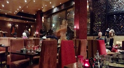Photo of Middle Eastern Restaurant Kenza at 10 Devonshire Square, London EC2M 4YP, United Kingdom