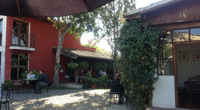 Photo of Italian Restaurant Quesos y Vino at 1 Calle Poniente No. 1, Antigua Guatemala, Guatemala