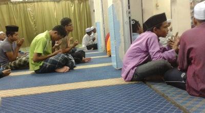 Photo of Mosque Masjid Papan, Kampung Pertama at Kampung Pertama, Permatang Pauh 13500, Malaysia
