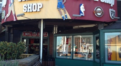 Photo of Sporting Goods Shop NFL College Shop at Shops At, San Francisco, CA 94133, United States