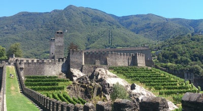 Photo of Castle Castelgrande at Castelgrande, Bellinzona, Switzerland