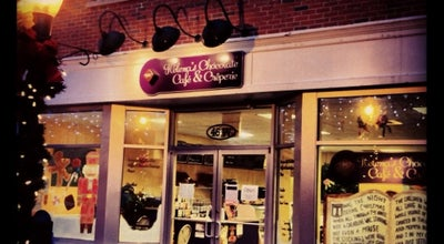 Photo of Cafe Helena's Chocolate Cafe and Creperie at 46 W High St, Carlisle, PA 17013, United States