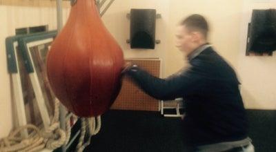 Photo of Boxing Gym СДЮСШОР по боксу «Алмаз» at Ул. Хохрякова, 1, Челябинск, Russia