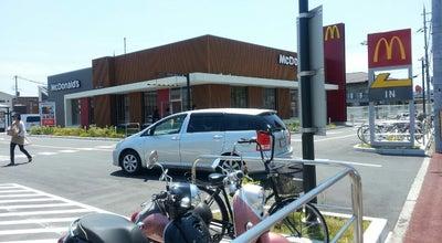 Photo of Burger Joint マクドナルド 大津玉野浦店 at 玉野浦4-56, 大津市 〒520-2142, Japan