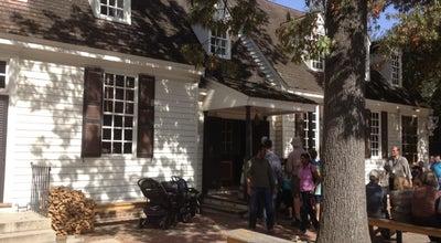 Photo of American Restaurant Chowning's Tavern at 109 E Duke Of Gloucester St, Williamsburg, VA 23185, United States
