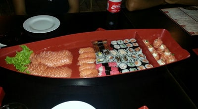 Photo of Japanese Restaurant Oriental Mix at Av. Gilberto Filgueiras, 405-01 - Colina Verde, Avaré, Brazil