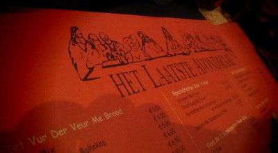 Photo of Restaurant Het Laatste Avondmaal at Sacramentstraat 5, Sint-Niklaas 9100, Belgium