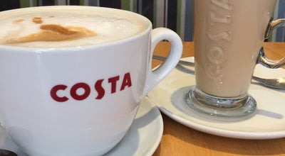 Photo of Coffee Shop Costa Coffee at Victoria Retail Park, Colwick, United Kingdom
