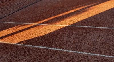 Photo of Tennis Court ATP - Academia Tennis Point at Av. Harry Prochet, 750, Londrina, Brazil