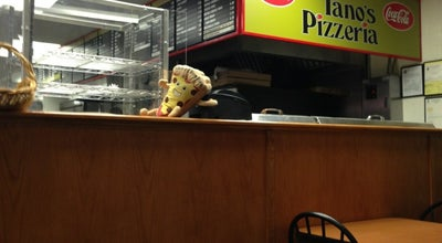 Photo of Pizza Place Tano's Pizzeria at 381 Kelley St, Manchester, NH 03102, United States