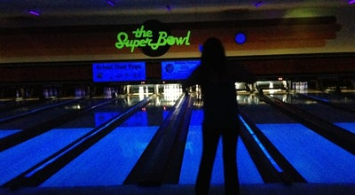 Photo of Bowling Alley Super Bowl Lanes at 10000 Tecumseh Rd E, Canada