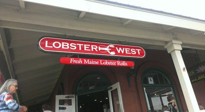 Photo of Seafood Restaurant Lobster West at 765 S Coast Hwy St, Encinitas, CA 92024, United States