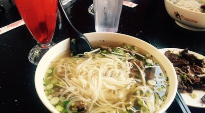 Photo of Vietnamese Restaurant Pho Saigon Pearl at Irvine, Ca, United States