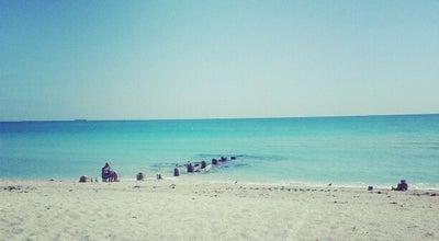 Photo of Beach 92nd Street Beach at Miami Beach, FL 33154, United States