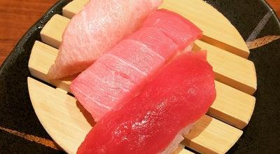 Photo of Sushi Restaurant まぐろ本舗なか at 南町5-3-1, 柳井市, Japan