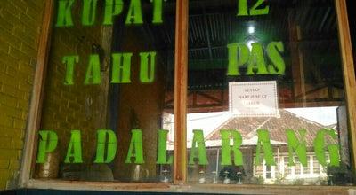 Photo of Breakfast Spot Kupat Tahu Padalarang at Jl. Raya Padalarang, Padalarang, Indonesia