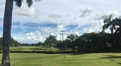 Photo of Golf Course Pun Hlaing Golf Club at Myanmar