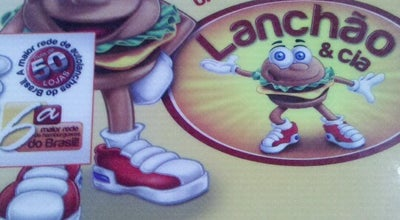 Photo of Burger Joint Lanchão & Cia at R. Helena Steimberg, S/n, Campinas 13092-480, Brazil