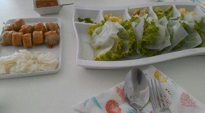 Photo of Asian Restaurant เปรี้ยวหวาน อีสานเวียดนาม at Pranburi, Thailand