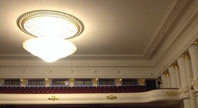 Photo of Concert Hall Дворец культуры железнодорожников им. В. И. Ленина at Привокзальная Пл., 4, Гомель, Belarus