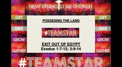 Photo of Church New Rising Star Missionary Baptist Church at 7400 London Ave, Birmingham, AL 35206, United States