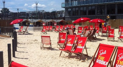 Photo of Beach Camden Beach at Chalk Farm Rd., London NW1 8EH, United Kingdom
