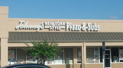 Photo of Pizza Place Johnny's New York Style Pizza at 6770 Veterans Pkwy, Columbus, GA 31909, United States