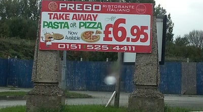 Photo of Italian Restaurant Prego at 97 Ormskirk Road, Liverpool L9 5AE, United Kingdom