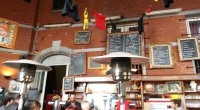 Photo of Bar La Cour Des Carrioles at La Grand Poste, Liège 4000, Belgium