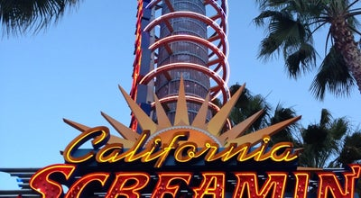 Photo of Theme Park Ride / Attraction California Screamin' at Paradise, Anaheim, CA 92802, United States