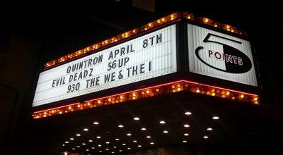 Photo of Movie Theater Sun-Ray Cinema @ 5 Points at 1028 Park St, Jacksonville, FL 32204, United States