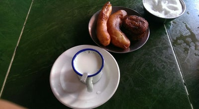 Photo of Breakfast Spot Trano Manga (mofo gasy) at Analamahintsy, Madagascar