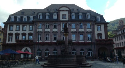 Photo of City Hall Rathaus Heidelberg at Heidelberg, Germany