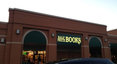Photo of Bookstore Half Price Books at 561 South State St., Westerville, OH 43081, United States