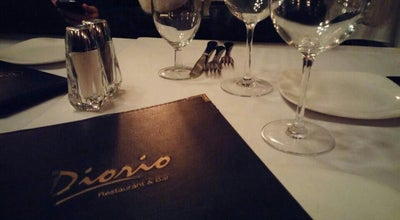 Photo of Italian Restaurant Diorio Restaurant And Bar at 231 Bank Street, Waterbury, CT 06702, United States