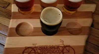 Photo of Brewery Bike Rack Brewing Company at 410 Sw A St, Bentonville, AR 72712, United States