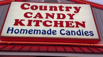 Photo of Candy Store Country Candy Kitchen at 3341 Parkway, Pigeon Forge, TN 37863, United States